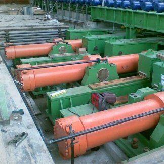 cilindri spintori carica forno