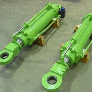 cilindri sollevamento forno W.B.