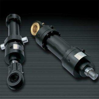 cilindri e servicilindri oleodinamici a doppio effetto
