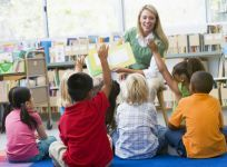 Woman providing child care to kids in Mendon, NY