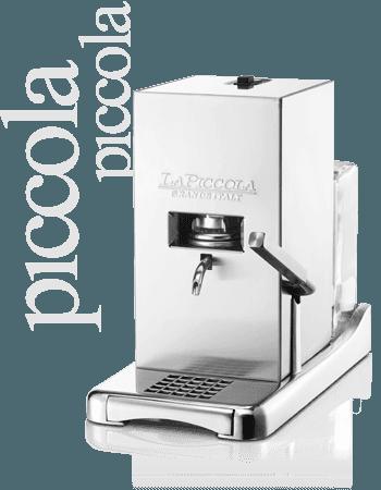 Macchina per caffè espresso a cialde