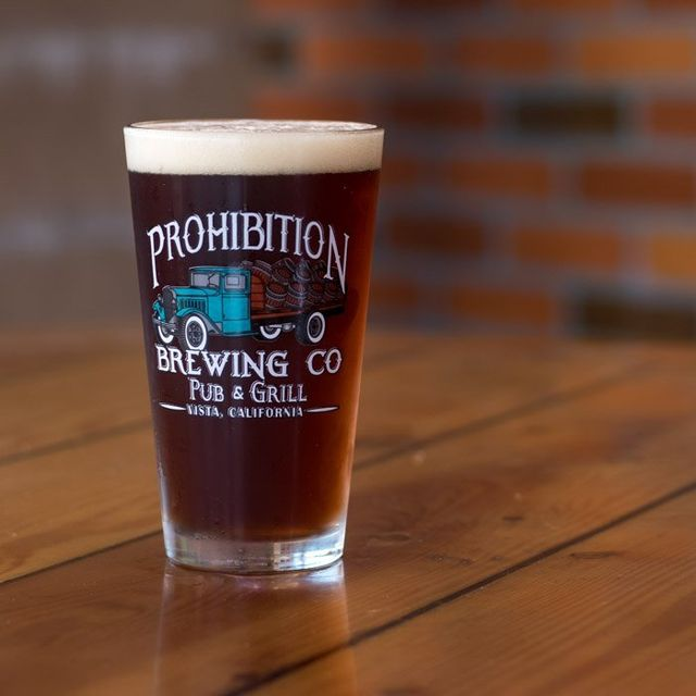 sba sweet biscuit amber ale prohibition brewing