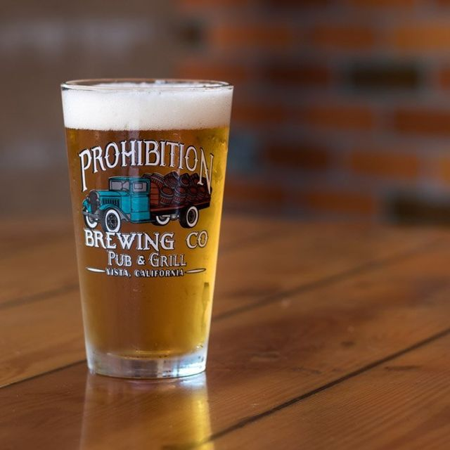 coconut blonde prohibition brewing