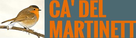 CA' DEL MARTINETT - LOGO