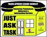 Just ask task logo