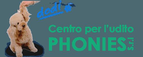 Centro Per L'udito Phonies - Logo