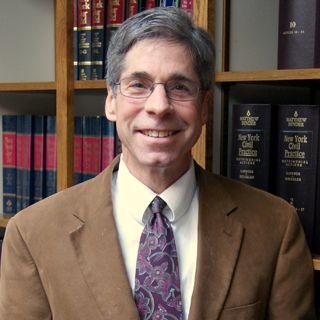 Robert A. Liebers - Motor Vehicle Accident Attorney in Randolph, NY & Jamestown, NY - Burgett & Robbins LLP