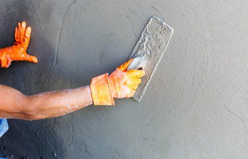 ristrutturazione di parete interna