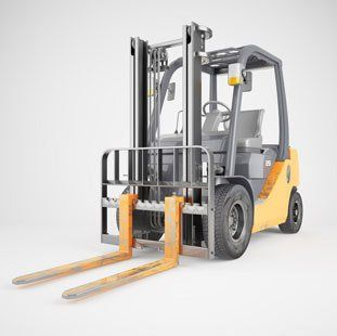 Counter balance forklift training in coventry grey and yellow forklift truck publicscrutiny Images