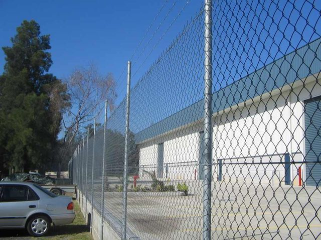 Chain Wire Fencing | Central Coast Fencing Industries