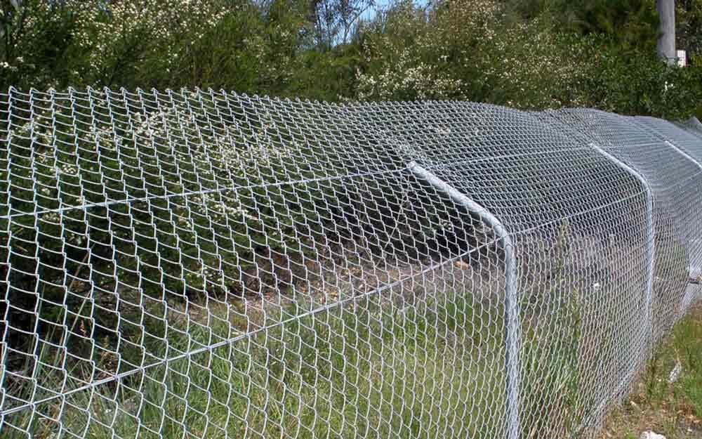 fauna fencing
