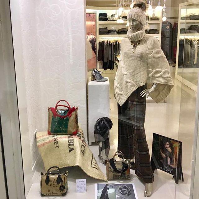 Interno negozio Dexià a Montecatini Terme
