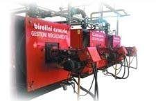 gasolio impianti termici