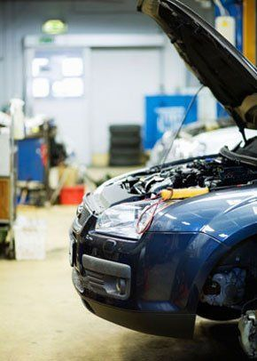 Garage Services - Godalming, Surrey - A. A. Autos Ltd - Car