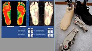 ecografia al piede