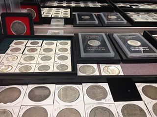 coin dealer Jacksonville, NC