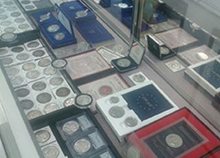 coin collections Jacksonville, NC