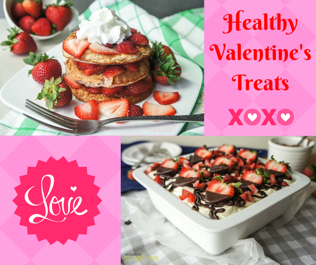 Healthy Valentine S Day Recipes