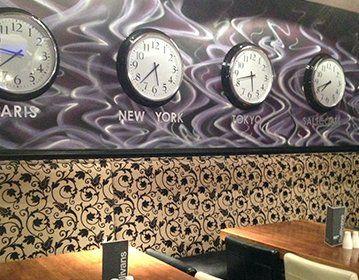 a wide range of clocks