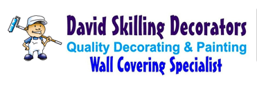 David Skilling Decorators logo