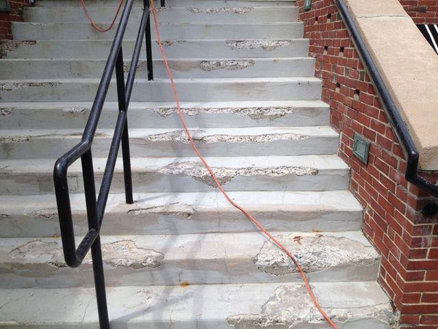 Concrete Coatings Boston, MA