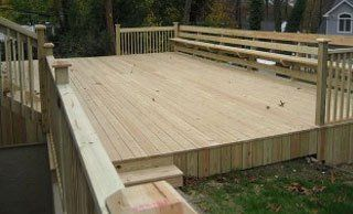Preferred Remodeling & Construction - New Deck Stony Brook, Smithtown & East Northport, NY