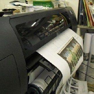 Stampa di documenti di varie dimensioni