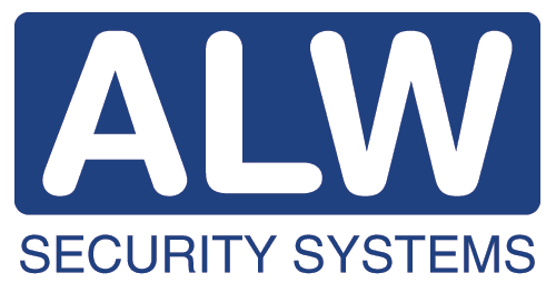 ALW SECURITY SYSTEMS logo