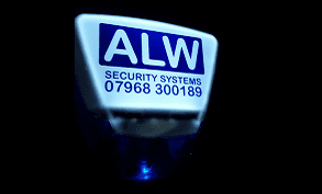 ALW SECURITY SYSTEMS equipment