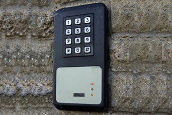 security system for repair