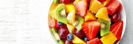 Gelati e frullati di frutta fresca a Villorbia