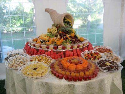 servizio catering matrimoni