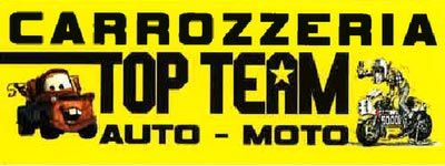 CARROZZERIA TOP TEAM auto moto-LOGO