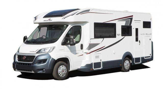 8381af19dced16 Motorhome Hire UK   Europe - 6 Berth Motorhome Rental UK