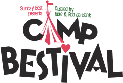 motorhome hire and campervan rental for Camp Bestival