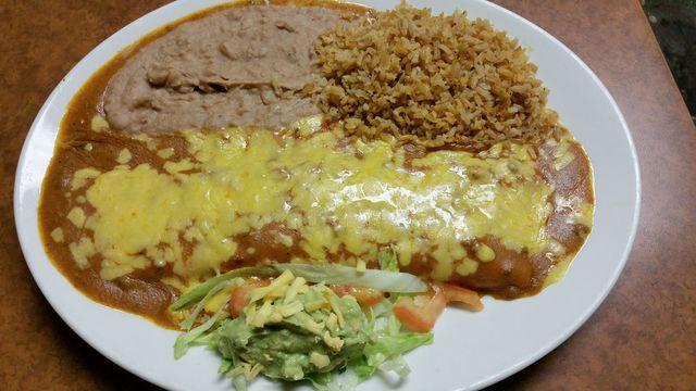 Best Enchiladas, San Antonio, TX