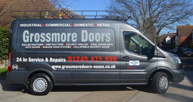 Security Grilles Grossmore Doors And Shutters Chelmsford