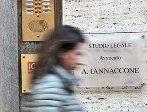 Entrata Studio Legale A Iannaccone