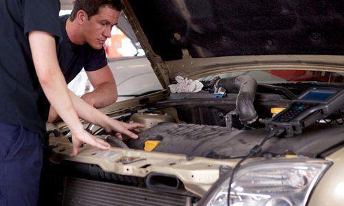 Engine diagnostic specialist