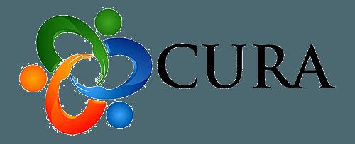Cura company logo