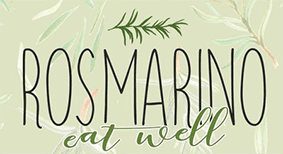ROSMARINO EAT WELL - LOGO