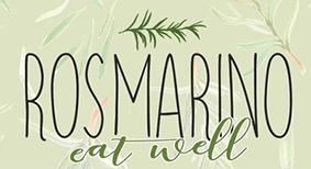 ROSMARINO EAT WELL - LOGO