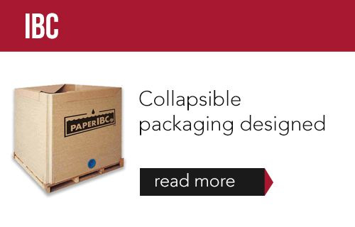 IBC Collapsible packaging