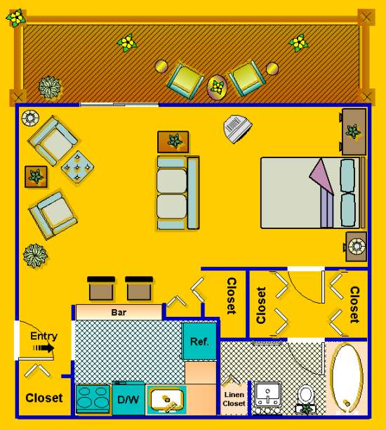 Rush Creek Apartments: Floor Plans And Pricing