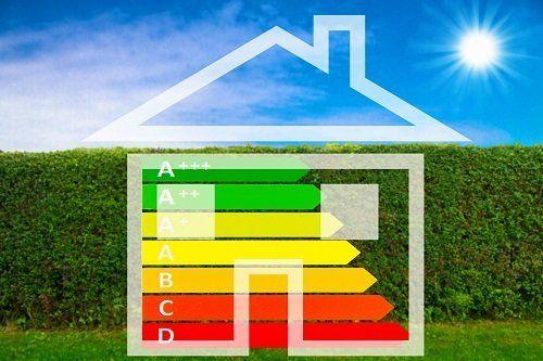 classi del consumo energetico