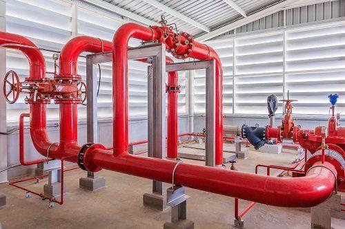 tubature impianto idraulico