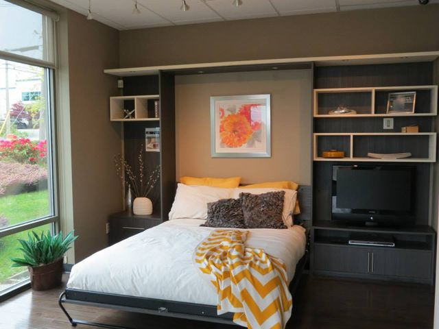 Tilt away wall bed do it yourself