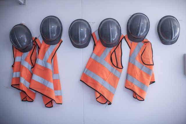health and safety wear