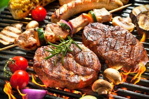 Carne alla griglia a Castel Maggiore
