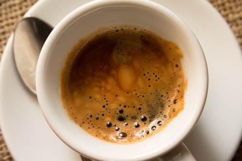 Caffè alla Trattoria Re Savi a Castel Maggiore